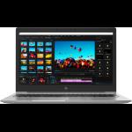 "HP ZBook 15u 1.90GHz i7-8650U 8th gen Intel® Core™ i7 15.6"" 1920 x 1080pixels Silver Mobile workstation"