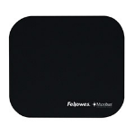 Fellowes Microban Mouse Pad Black