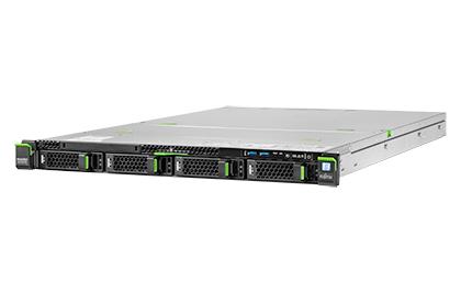 Fujitsu PRIMERGY RX2510 M2 2.1GHz Rack (1U) E5-2620V4 Intel® Xeon® E5 v4 450W server