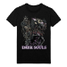 DARK SOULS 3 Men's Zombie Knight T-Shirt, Small, Black (GE1987S)