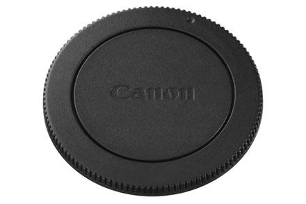 Canon R-F-4 lens cap Black 2.2 cm