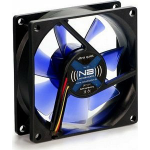 Noiseblocker BlackSilentFan XM1 Computer case Fan 4 cm Black