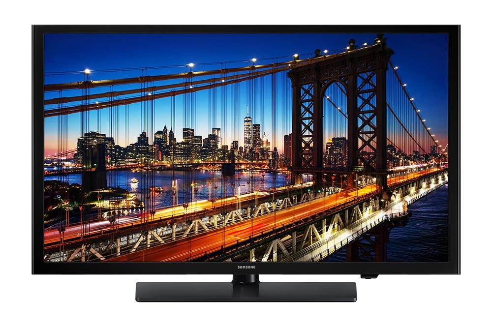 "Samsung HG32EE590FK 32"" HD Smart TV Black A+ 10W"