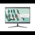 "Acer Chromebase CA24V2-7T 23.8"" 1920 x 1080 pixels 8th gen Intel® Core™ i7 4 GB DDR4-SDRAM 128 GB SSD Chrome OS Wi-Fi 5 (802.11ac) All-in-One PC Gray"
