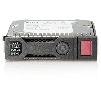 Hewlett Packard Enterprise 500GB 6G LFF 658071-B21