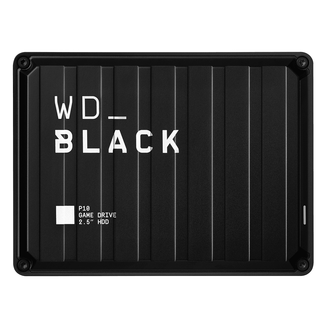 Western Digital P10 Game Drive disco duro externo 2000 GB Negro