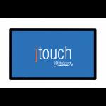 "Infocus JTouch 65"" Digital signage flat panel 65"" LED Full HD Black"
