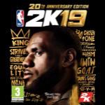 2K NBA 2K19 20th Anniversary Edition Videospiel PC