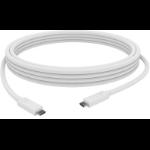 Vision TC 1MUSBC USB Kabel 1 m USB 3.2 Gen 1 (3.1 Gen 1) USB C Weiß