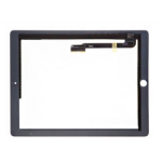TARGET iPad 4 Compatible Touch Screen Assembly Kit Black OEM Original with Flex and Adhesive