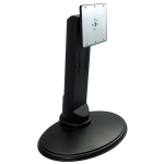 Brateck Free Standing Single LCD Monitor Stand from 13'-27' with Adjustable Height and Rotatable