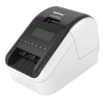 Brother WIRELESS (WiFi & BT) /NETWORKABLE HIGH SPEED LABEL PRINTER / UP TO 62MM  WITH BLACK/RED PRINTING