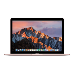 "Apple MacBook 1.2GHz 12"" 2304 x 1440pixels Pink gold Notebook"