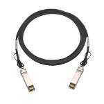 QNAP CAB-DAC30M-SFPP fibre optic cable 3 m SFP+ Black