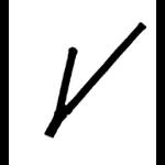 Zebra KT-SB1X-LANYD3-01 Universal Black strap