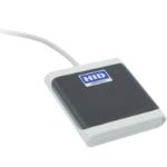 HID Identity OMNIKEY 5022 smart card reader Indoor USB 2.0 Gray