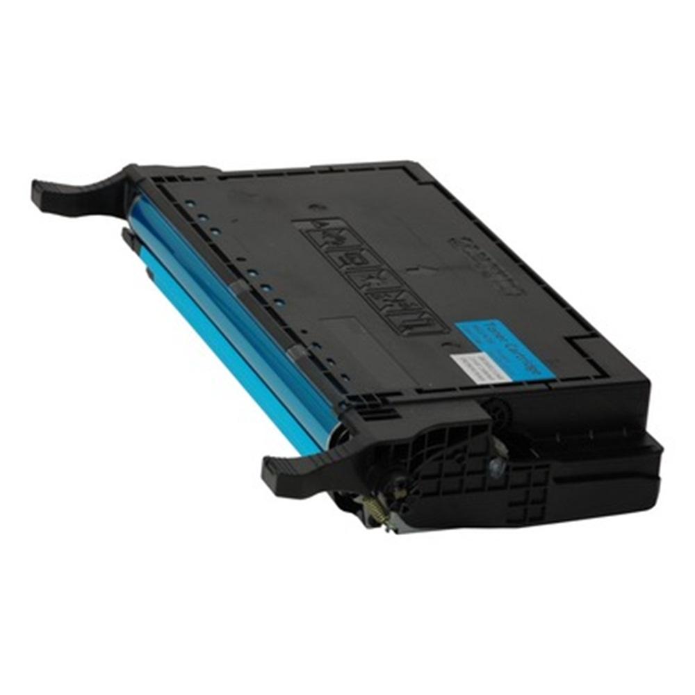 Remanufactured Samsung CLP-C600A / HP ST880A Cyan Toner Cartridge