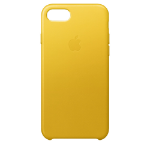 "Apple MQ5G2ZM/A 4.7"" Skin case Yellow mobile phone case"