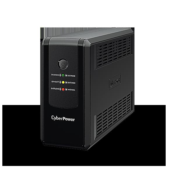 LINE INTERACTIVE UPS 650VA/360W 4 IEC UK INPUT POWER CORD        IN