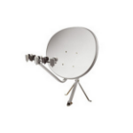 Maximum 4075 satellite antenna accessory Grey Steel