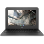 "HP Chromebook 11 G7 EE Grijs 29,5 cm (11.6"") 1366 x 768 Pixels Intel® Celeron® N 4 GB LPDDR4-SDRAM 32 GB eMMC Chrome OS"