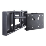 Peerless SP850 Black flat panel wall mount