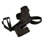 Intermec Standard Belt Holster – with handle Passive holder Black