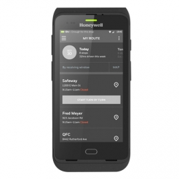 HONEYWELL CT40G2, 2D, SR, BT, WI-FI, NFC, ANDROID