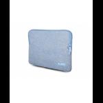 "Urban Factory MSN21UF maletines para portátil 39,6 cm (15.6"") Funda Azul"