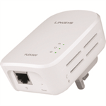 Linksys PLEK500 500Mbit/s Ethernet LAN White 2pc(s) PowerLine network adapter