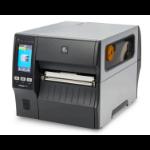 Zebra ZT421 Direct thermisch/Thermische overdracht POS-printer 203 x 203 DPI Bedraad en draadloos