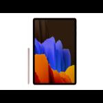 """Samsung Galaxy Tab S7+ SM-T970N 128 GB 12.4"""" Samsung Exynos 6 GB Wi-Fi 6E (802.11ax) Android 10 Bronze"""