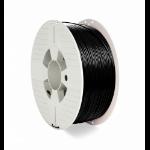 Verbatim 55052 3D printing material Polyethylene Terephthalate Glycol (PETG) Black 1 kg