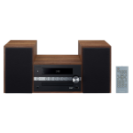 Pioneer X-CM56D Home audio micro system Black 30 W