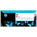 HP C9468A (91) Ink cartridge magenta, 775ml