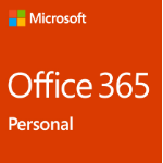 Microsoft Office 365 Personal 1 license(s) 1 year(s)