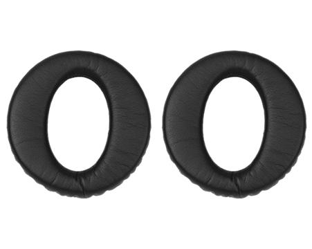 Jabra 14101-41 almohadilla para auriculares Negro Cuero 2 pieza(s)