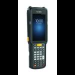 "Zebra MC3300 4"" 800 x 480pixels Touchscreen 505g Black handheld mobile computer"
