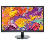 "AOC Value-line E2470SWDA LED display 59.9 cm (23.6"") Full HD Flat Matt Black"