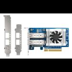QNAP QXG-25G2SF-CX6 network card Internal Fiber 25000 Mbit/s