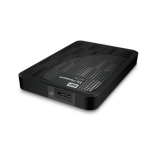 Western Digital My Passport AV-TV 500GB 500GB Black external hard drive