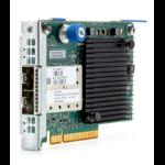 Hewlett Packard Enterprise Ethernet 10/25Gb 2-port 640FLR-SFP28 Internal 100000 Mbit/s