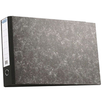 Elba Rado Lever Arch File A3 Landscape Cloud Paper Slotted Cover 80mm Spine Ref 100080747