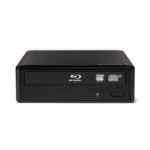 Buffalo BRXL-16U3-EU optical disc drive Black Blu-Ray DVD Combo