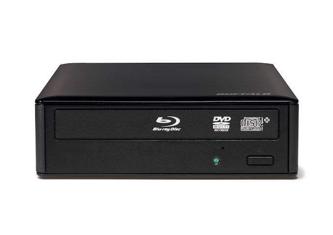 External Blu-ray Drive 16x USB 3.0 (brxl-16u3-eu )