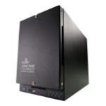 ioSafe 218 NAS Mini Tower Ethernet LAN Black