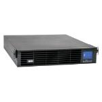 Tripp Lite SUINT3000LCD2U 208/230V 3000VA 2.7kW Double-Conversion UPS - 10 Outlets, Extended Run, Card Slot, LCD, USB, DB9, 2U