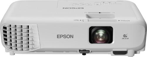 Epson EB-W06 data projector Portable projector 3700 ANSI lumens 3LCD WXGA (1280x800) White