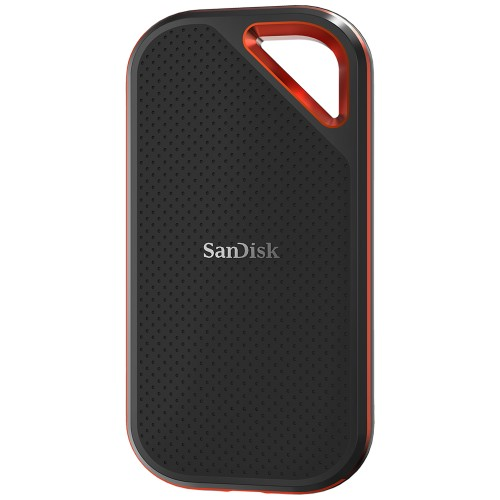Sandisk Extreme PRO 2000 GB Black,Orange