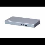 Aten UH3230 interface hub USB 3.2 Gen 1 (3.1 Gen 1) Type-C Silver